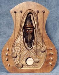 door harp mountain man & TK Ou0027Brienu0027s Pickinu0027 Stick